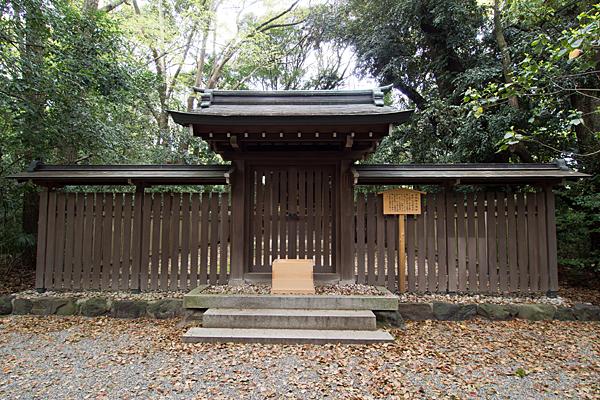 日割御子神社