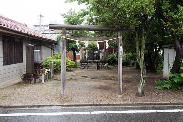 稲生町神明社
