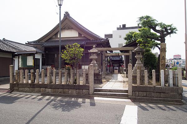 則武新町津島神社