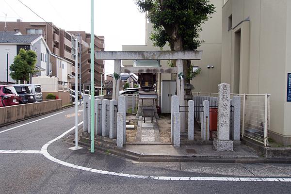 則武新町1秋葉神社