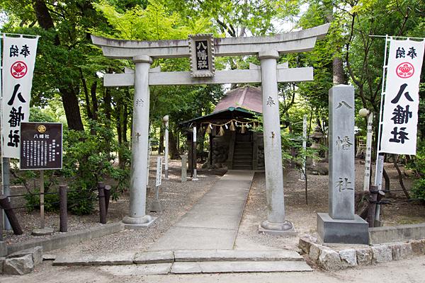 八幡社(中村公園内)