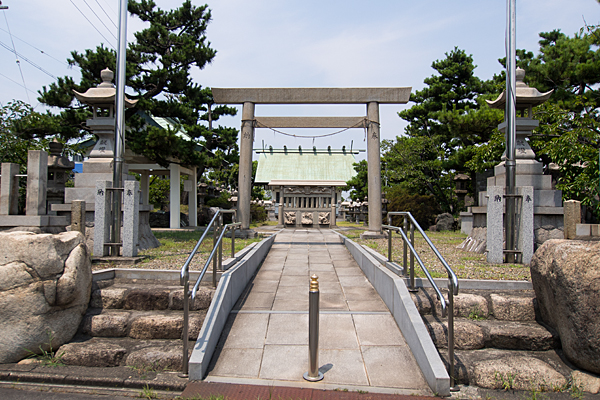 藤前神明社