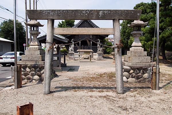 藤高神明社
