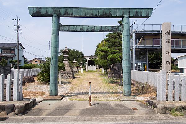 東茶屋神明社