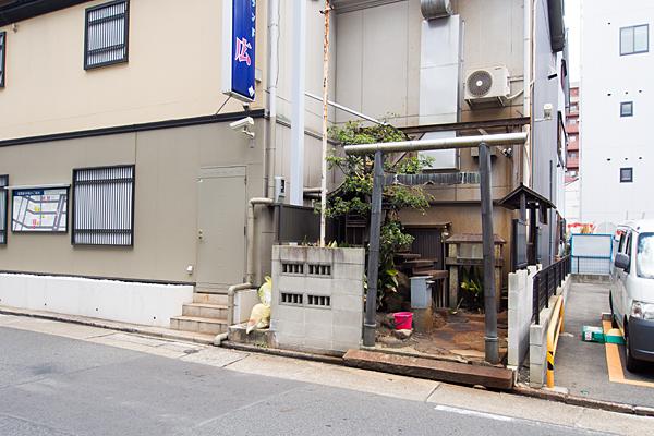 竹橋町不明社