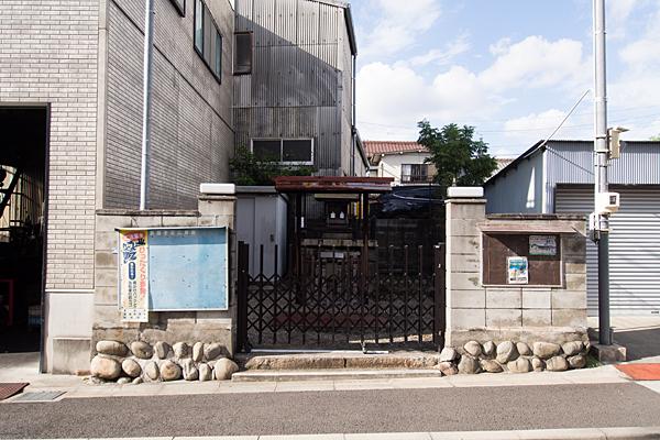 幡屋不明社