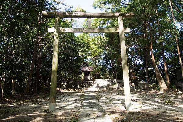大高城山八幡社