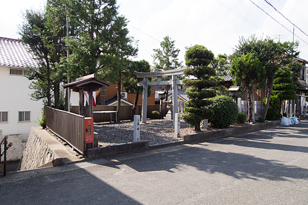 上汐田秋葉神社