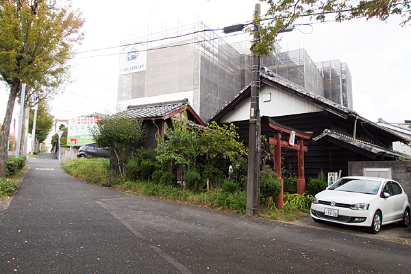 喜徳稲荷社