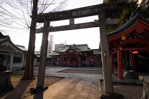 古渡稲荷神社