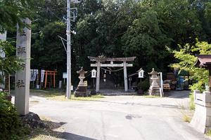 鳴海町諏訪山諏訪社