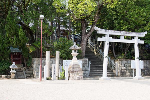 小幡白山神社天王社